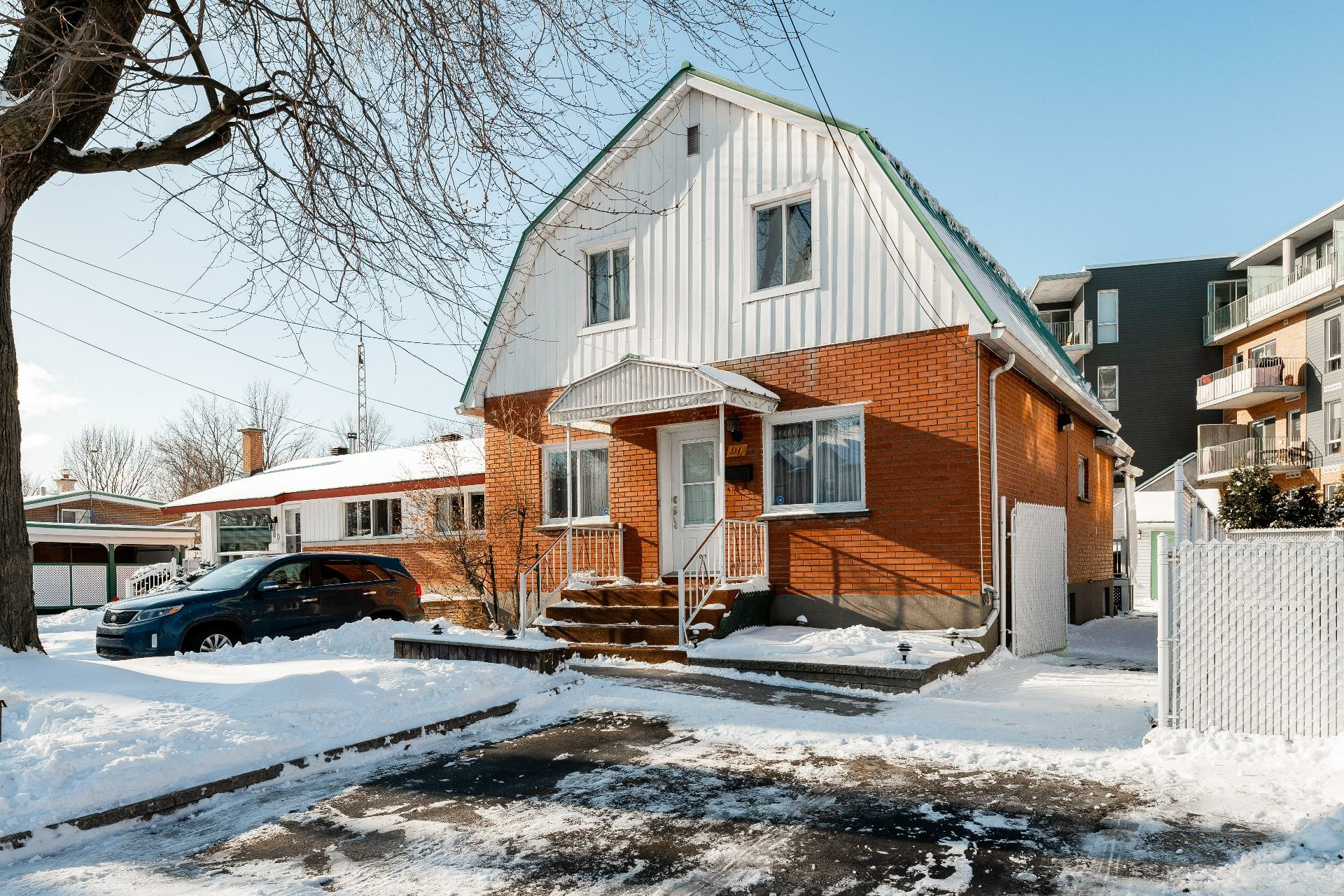 image 0 - House For sale Dorval - 11 rooms