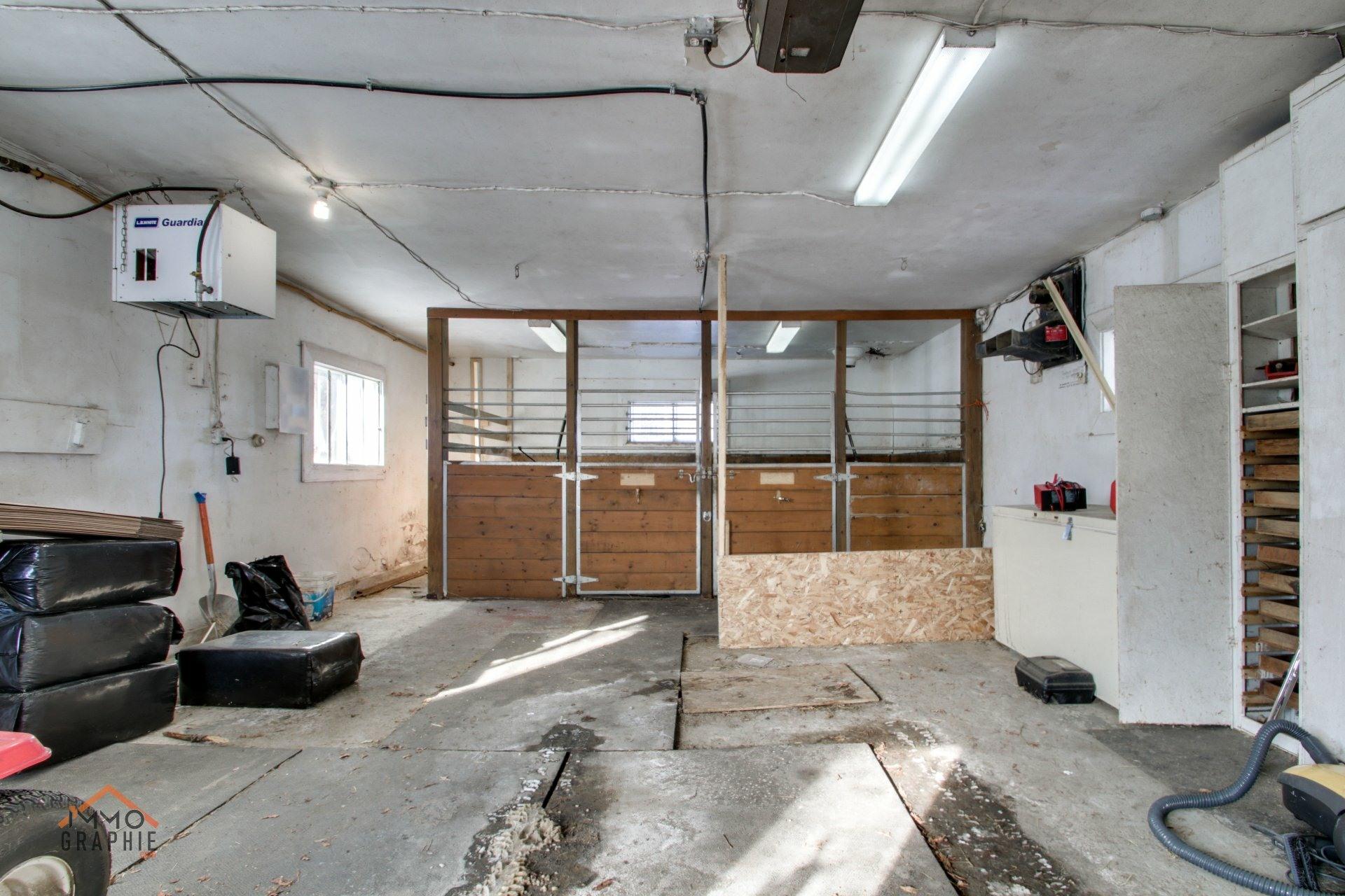 image 39 - Farmhouse For sale Sainte-Marie-de-Blandford - 8 rooms