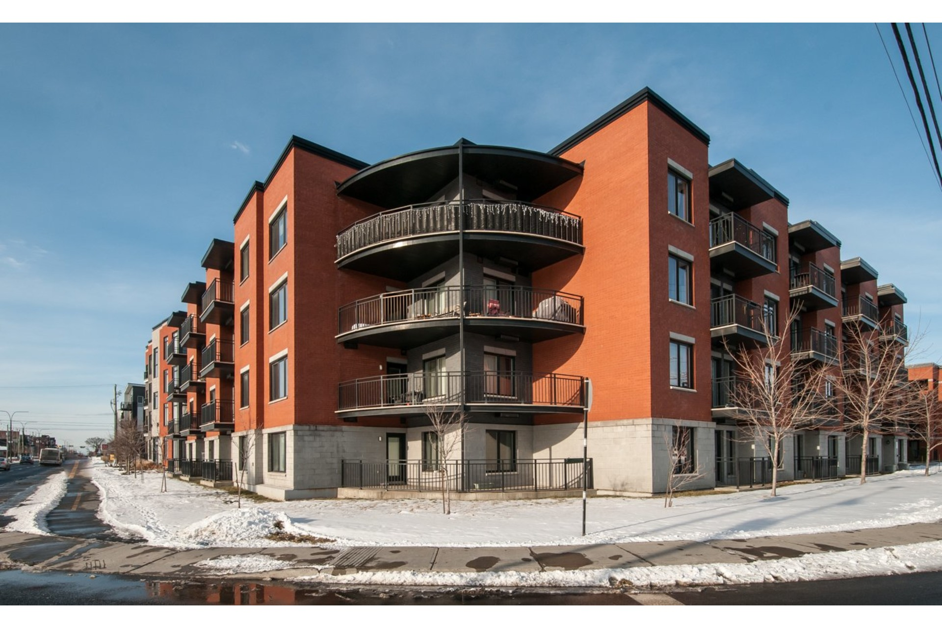 image 1 - Apartment For sale Le Vieux-Longueuil Longueuil  - 5 rooms