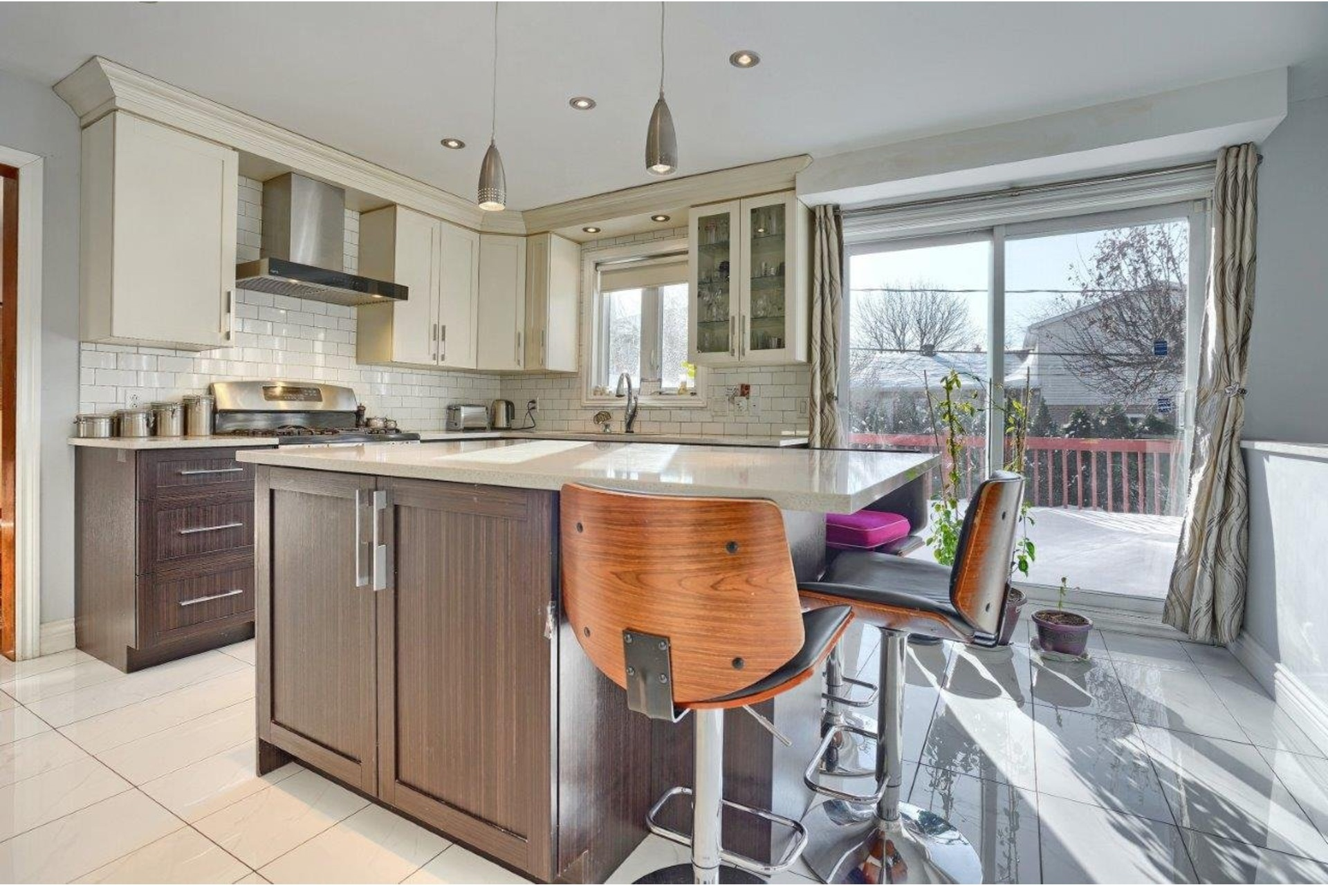 image 4 - House For sale Brossard - 14 rooms