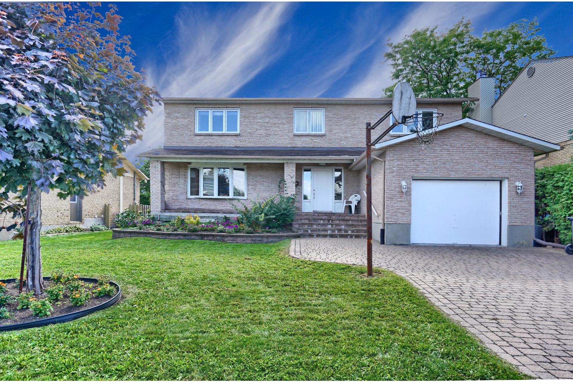 image 0 - House For sale Brossard - 14 rooms