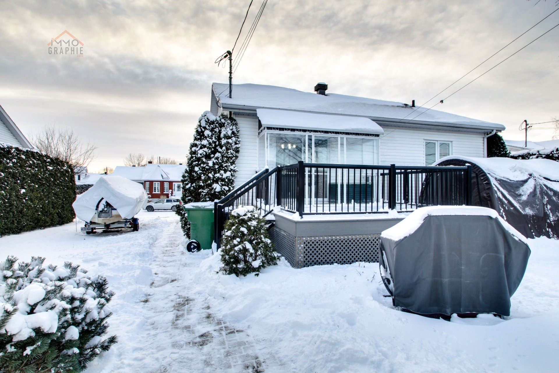 image 27 - House For sale Drummondville - 12 rooms
