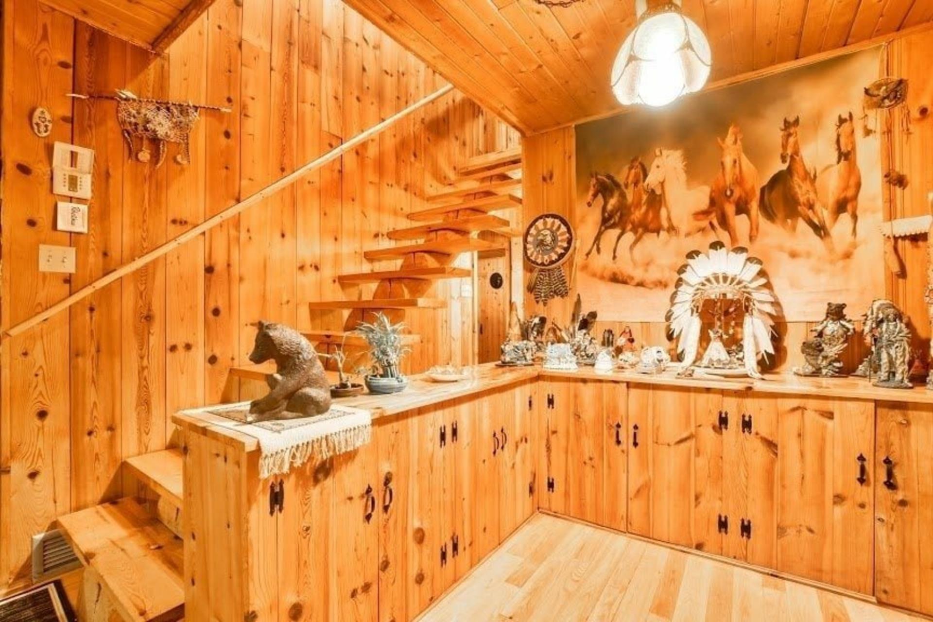 image 19 - Maison À vendre Lac-Matawin - 8 pièces