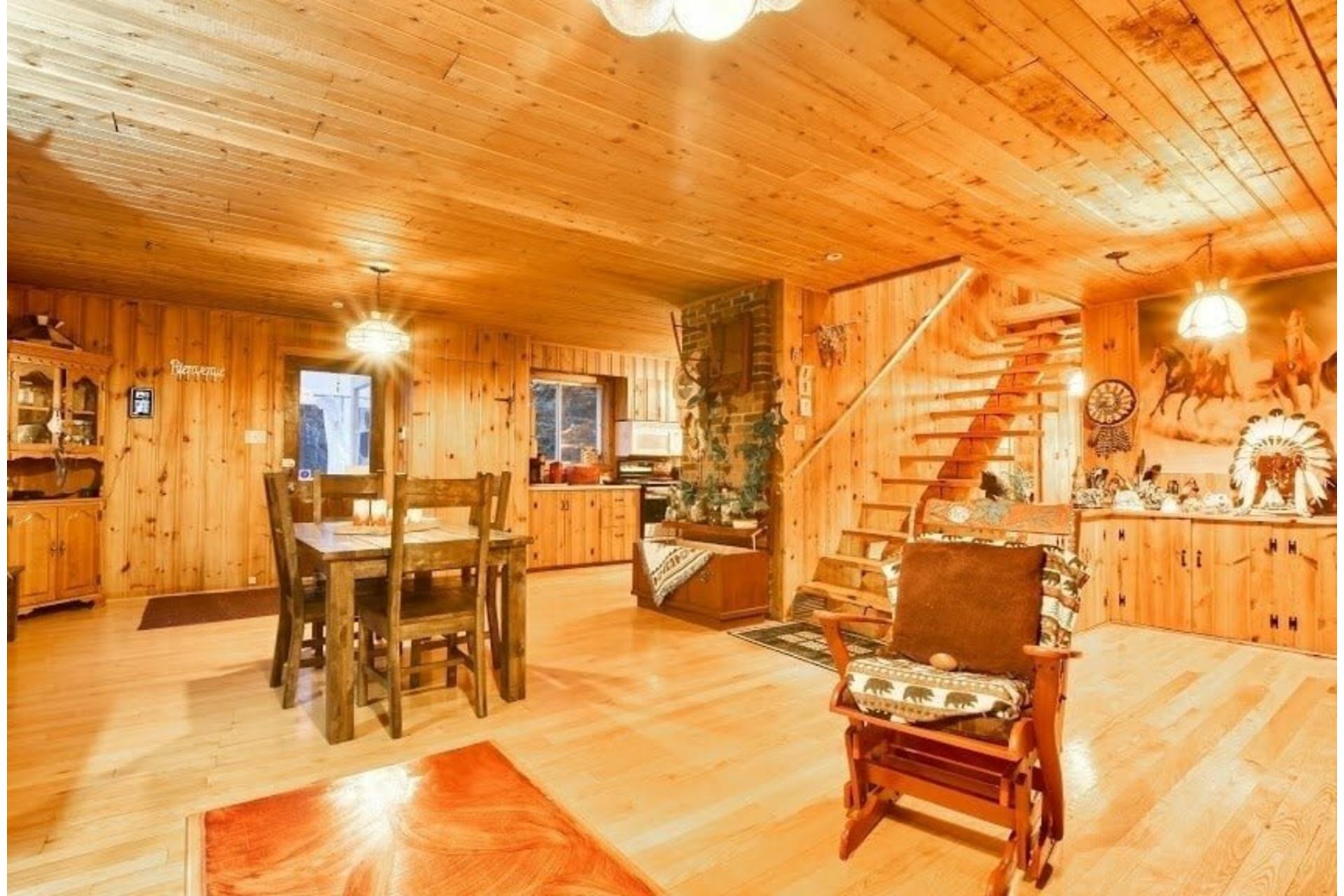 image 17 - Maison À vendre Lac-Matawin - 8 pièces