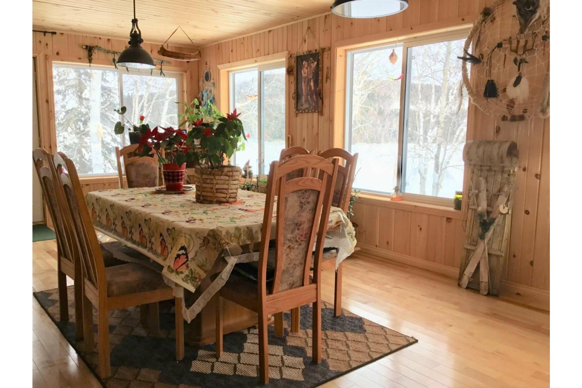 image 14 - Maison À vendre Lac-Matawin - 8 pièces
