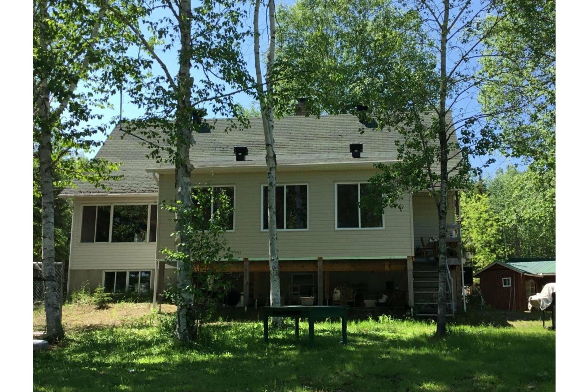 image 2 - Maison À vendre Lac-Matawin - 8 pièces
