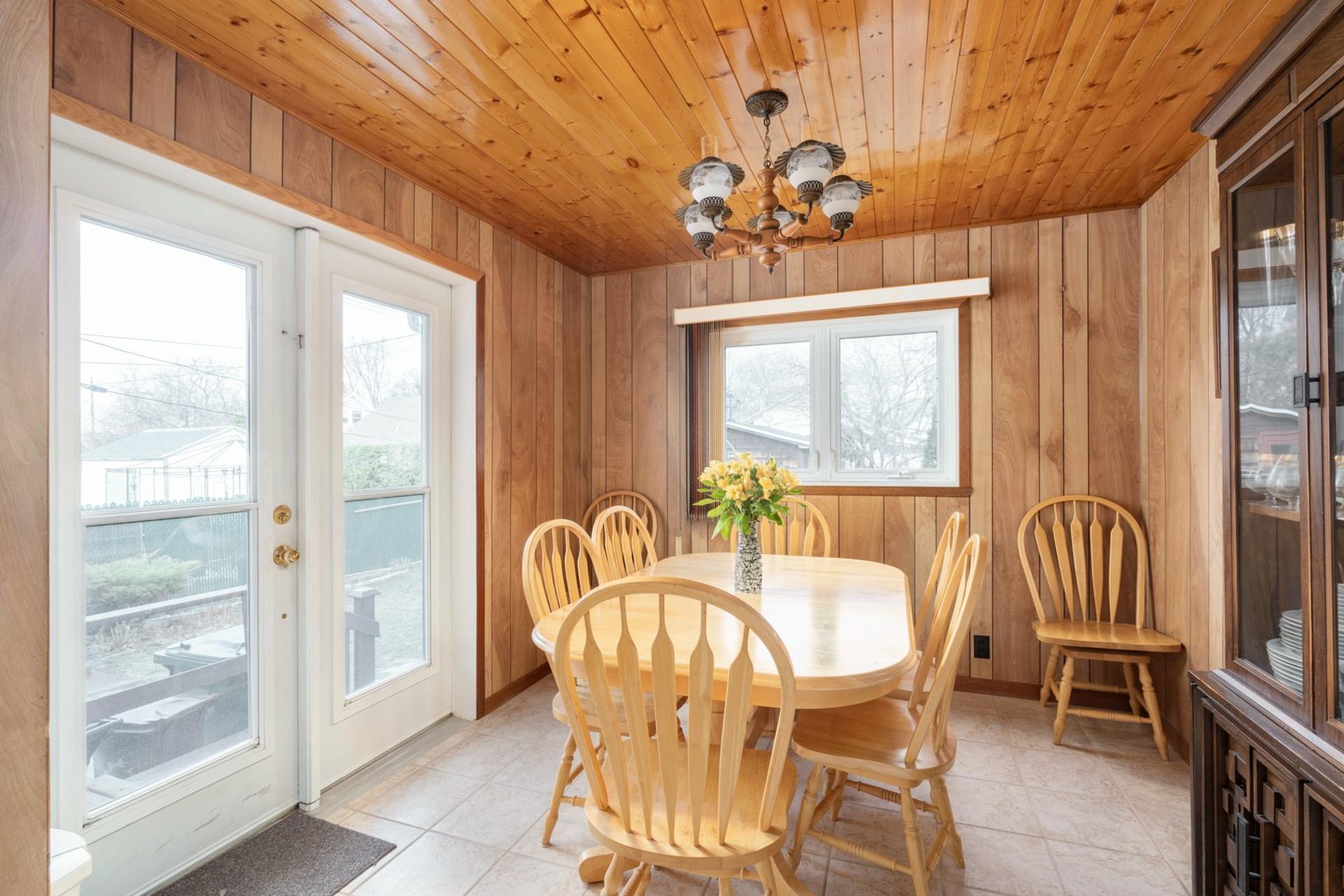 image 5 - House For sale Saint-Laurent Montréal  - 9 rooms