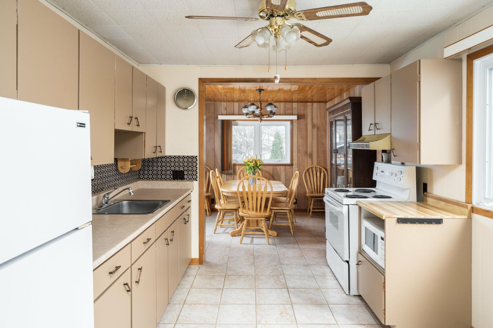 image 4 - House For sale Saint-Laurent Montréal  - 9 rooms