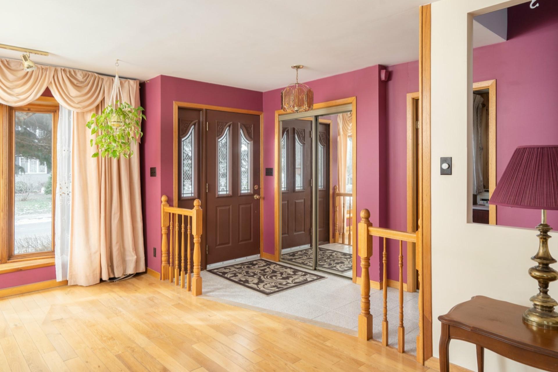 image 2 - House For sale Saint-Laurent Montréal  - 9 rooms