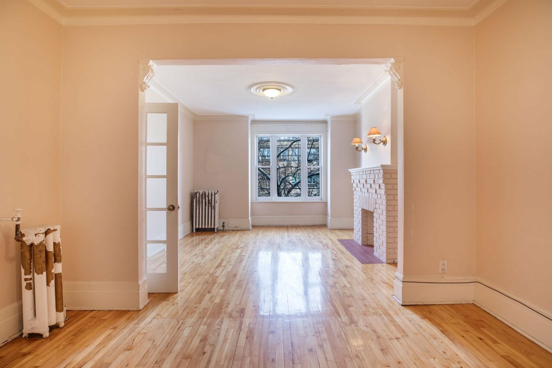 image 1 - Appartement À vendre Côte-des-Neiges/Notre-Dame-de-Grâce Montréal  - 6 pièces