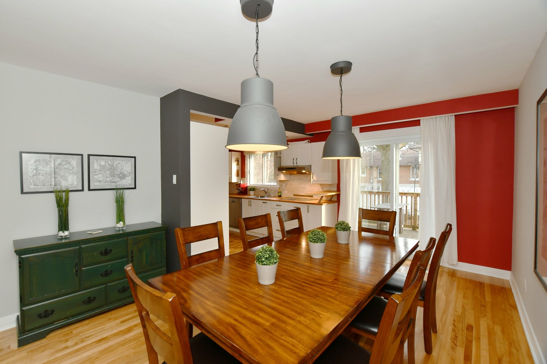 image 4 - House For sale Pointe-Claire - 10 rooms