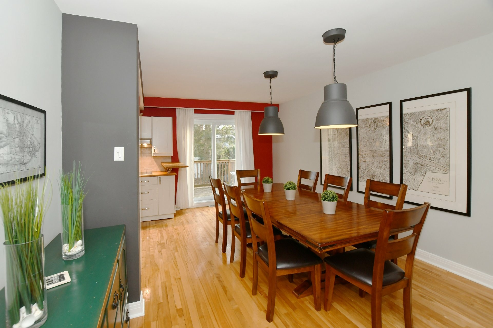 image 3 - House For sale Pointe-Claire - 10 rooms