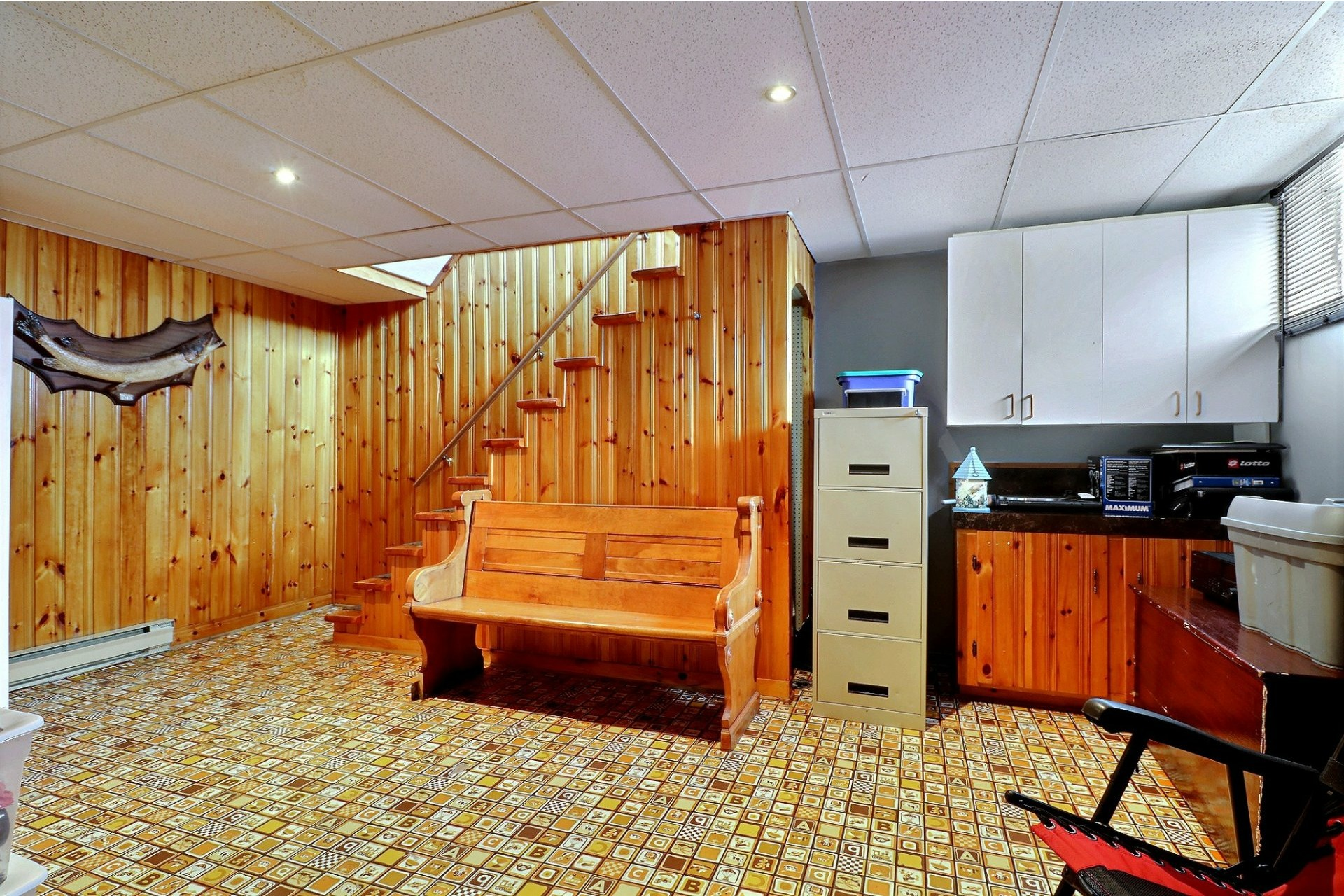 image 19 - Maison À vendre Duvernay Laval  - 12 pièces