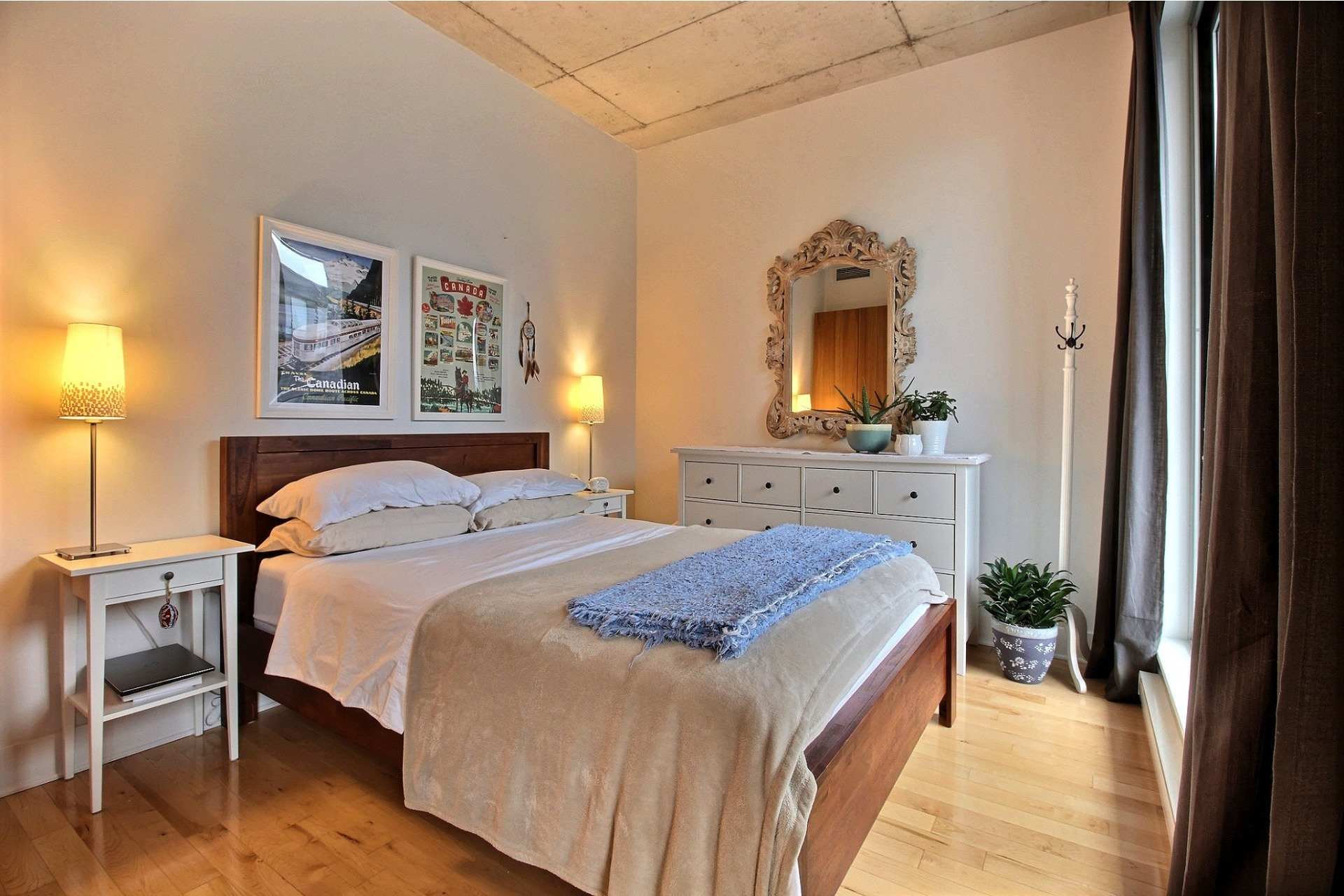 image 11 - Appartement À louer Le Sud-Ouest Montréal  - 6 pièces