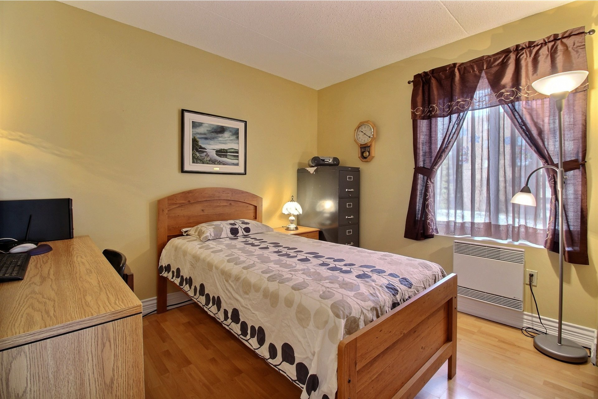image 15 - Apartment For sale Anjou Montréal  - 5 rooms