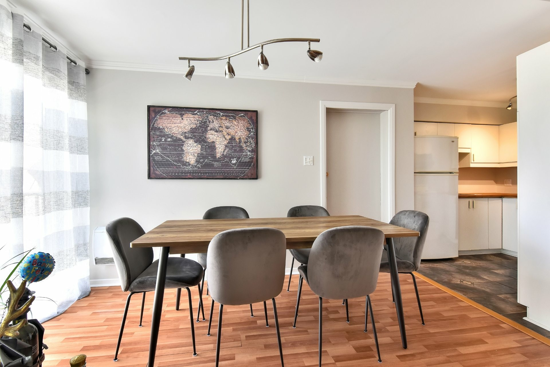 image 5 - Apartment For sale LaSalle Montréal  - 7 rooms