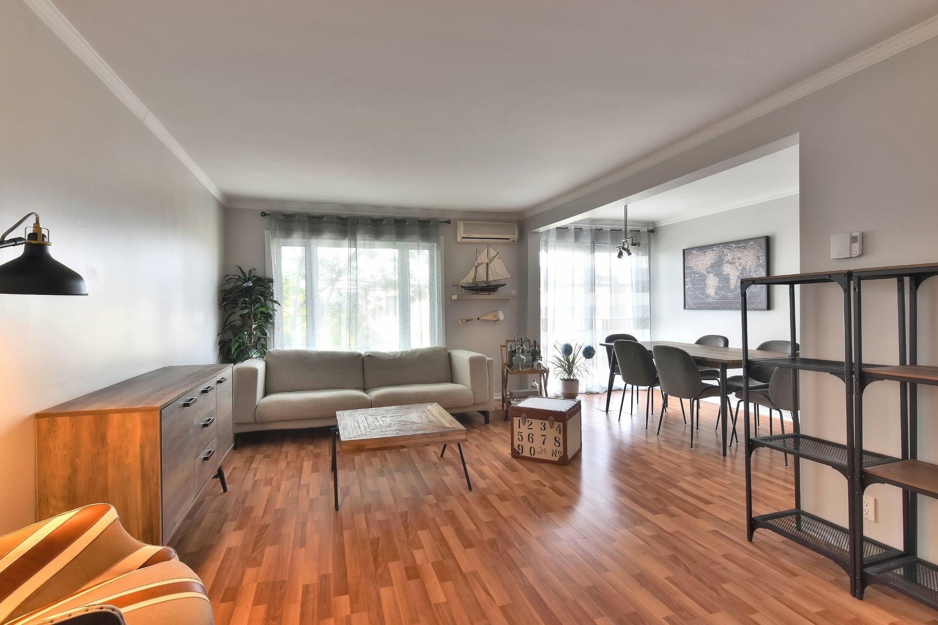 image 2 - Apartment For sale LaSalle Montréal  - 7 rooms