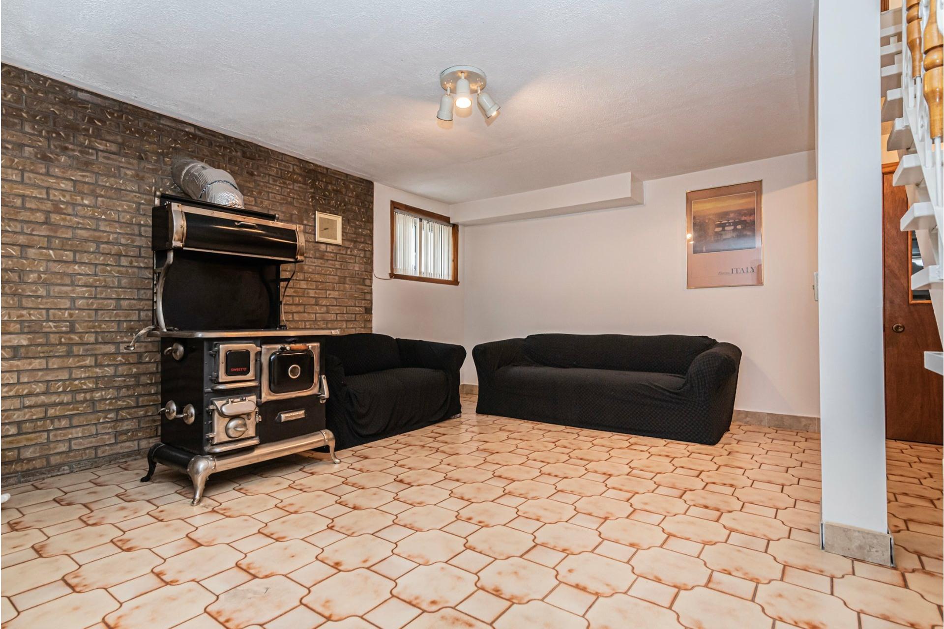 image 23 - Duplex For sale Saint-Léonard Montréal  - 9 rooms