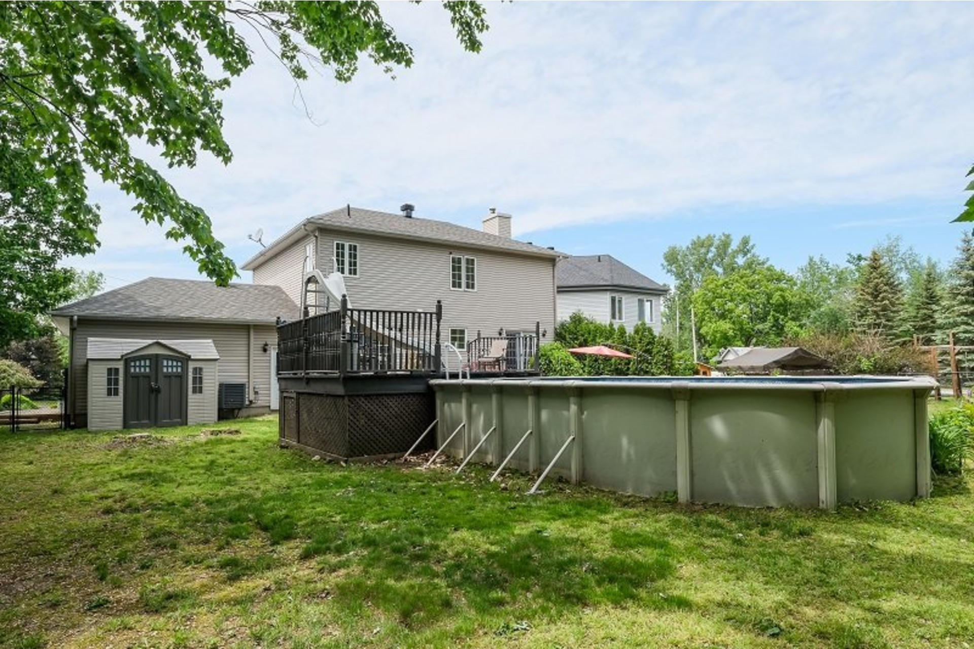 image 3 - House For sale Chambly - 13 rooms