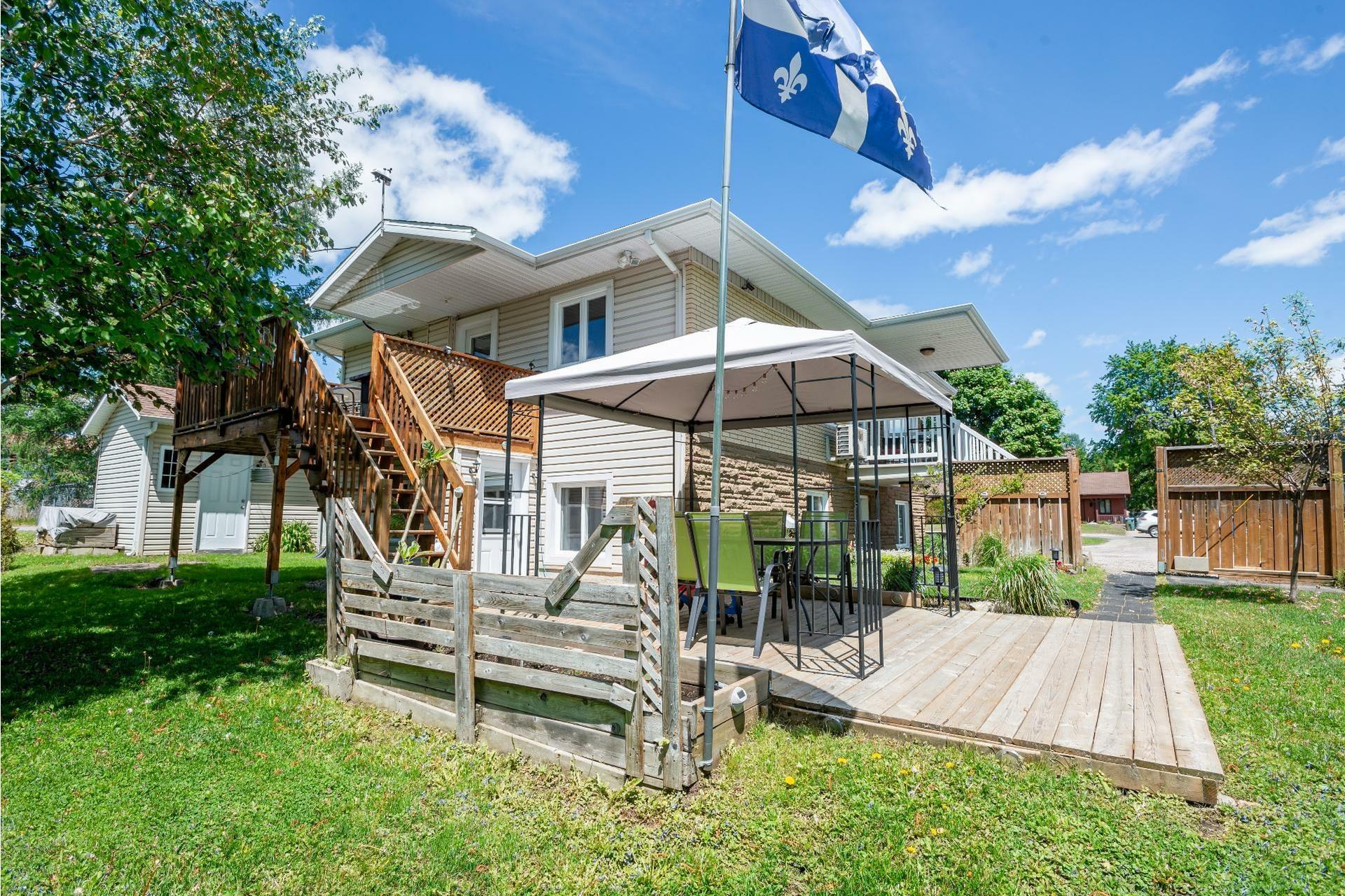 image 23 - Duplex À vendre Les Rivières Québec  - 5 pièces