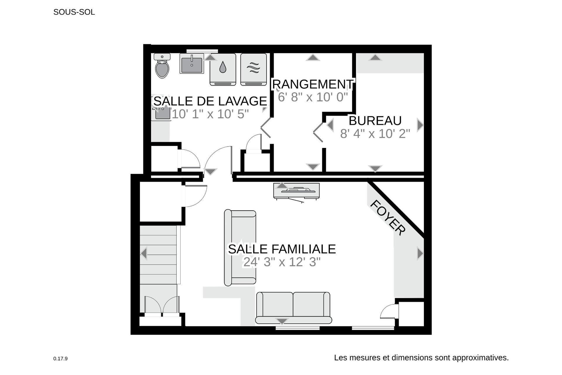 image 28 - House For sale Saint-Laurent Montréal  - 7 rooms