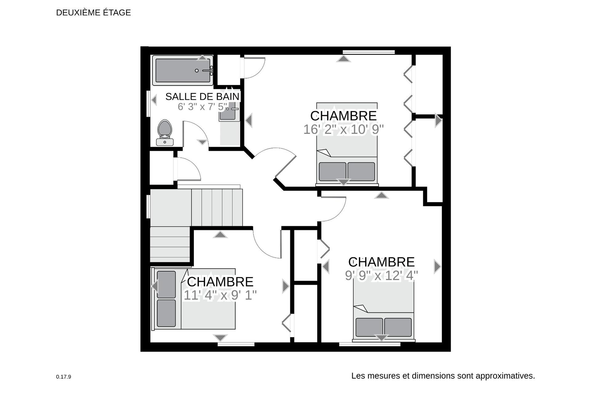 image 27 - House For sale Saint-Laurent Montréal  - 7 rooms