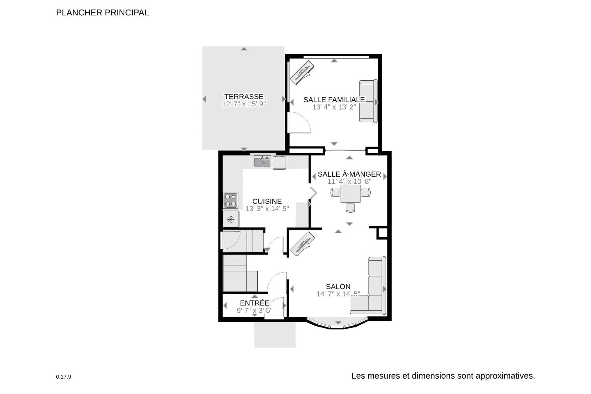 image 26 - House For sale Saint-Laurent Montréal  - 7 rooms