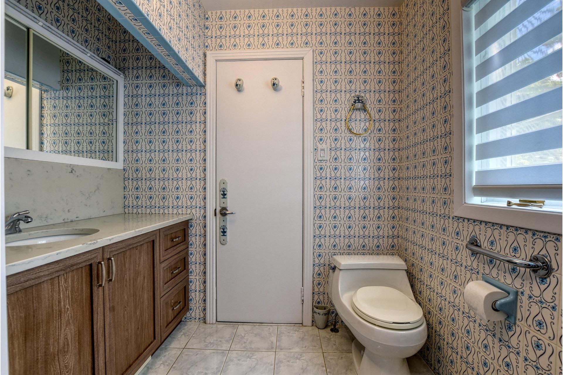 image 14 - House For sale Saint-Laurent Montréal  - 7 rooms