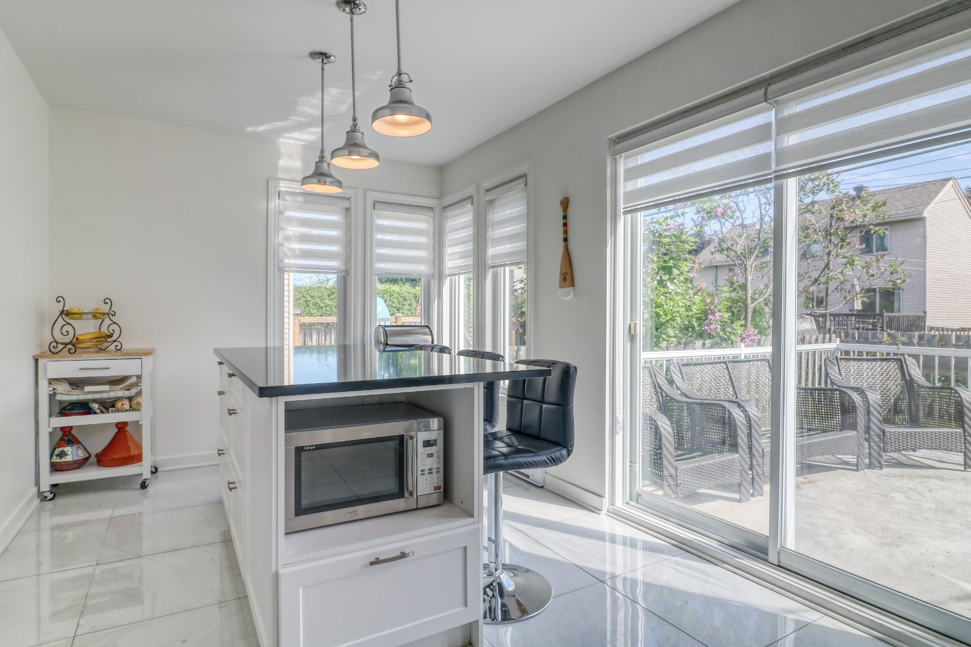 image 11 - House For sale Chomedey Laval  - 14 rooms