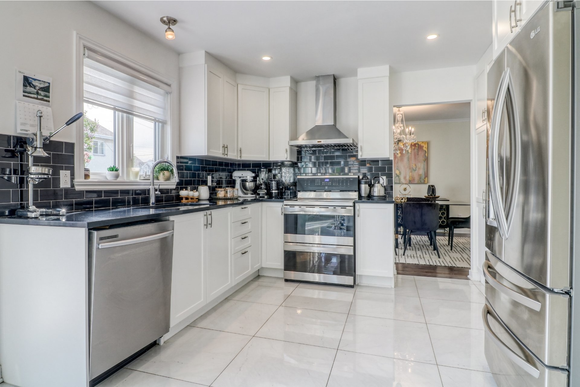 image 10 - House For sale Chomedey Laval  - 14 rooms