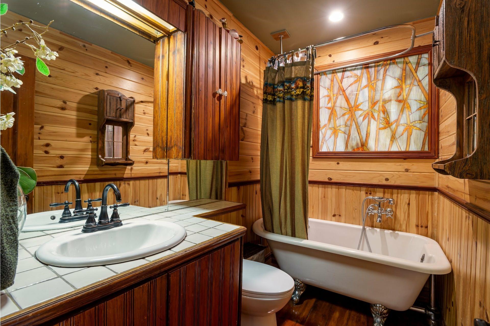 image 34 - Maison À vendre Lac-Beauport - 12 pièces