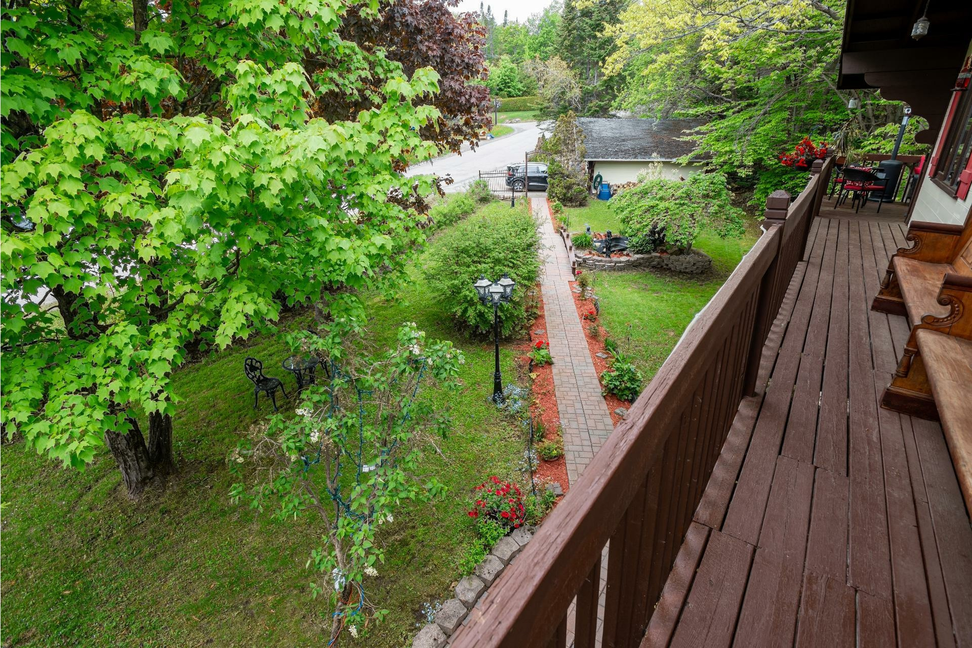 image 2 - Maison À vendre Lac-Beauport - 12 pièces