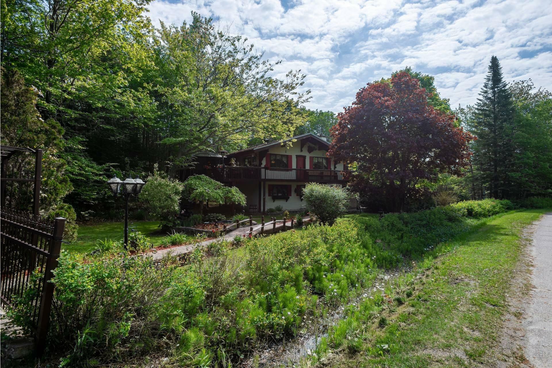 image 4 - Maison À vendre Lac-Beauport - 12 pièces