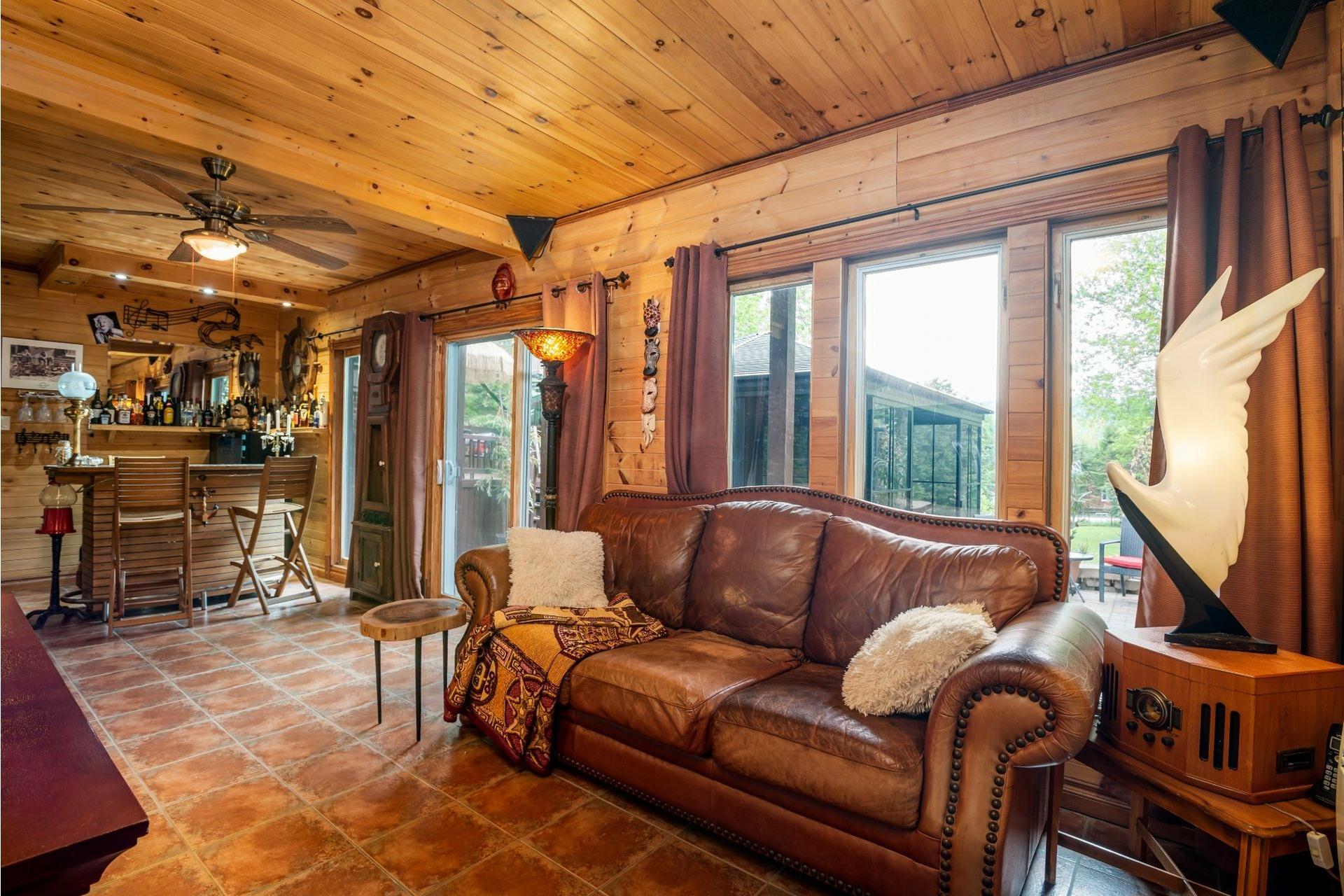 image 11 - Maison À vendre Lac-Beauport - 12 pièces