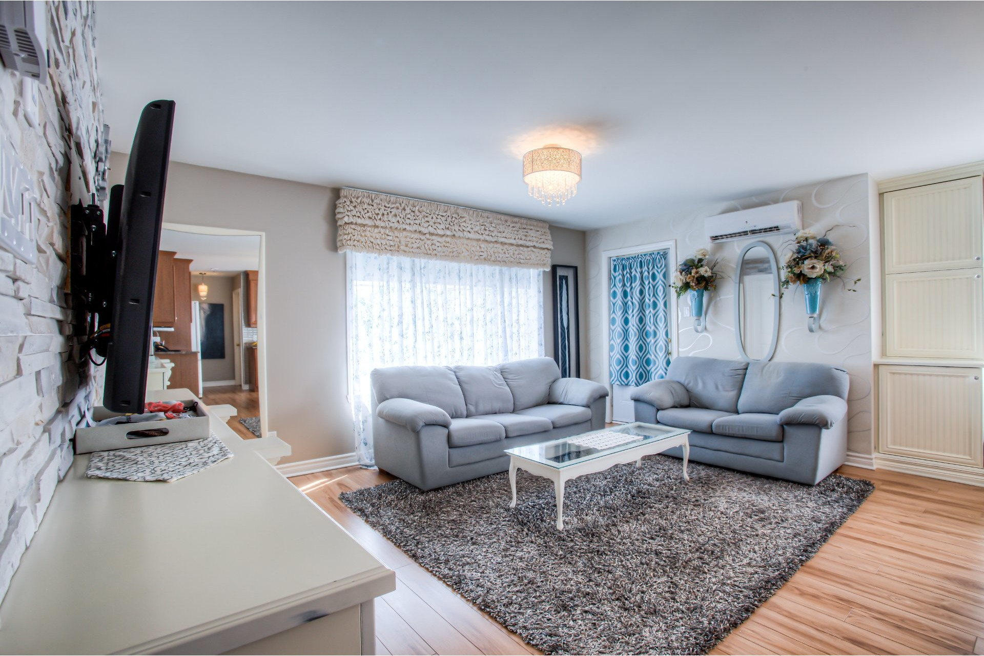image 3 - Apartment For sale Pointe-des-Cascades - 6 rooms