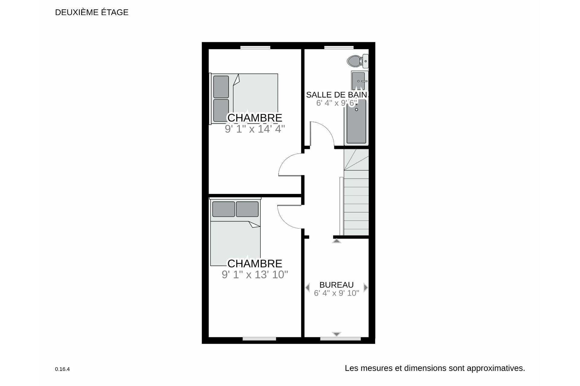 image 22 - Maison À vendre Le Sud-Ouest Montréal  - 6 pièces