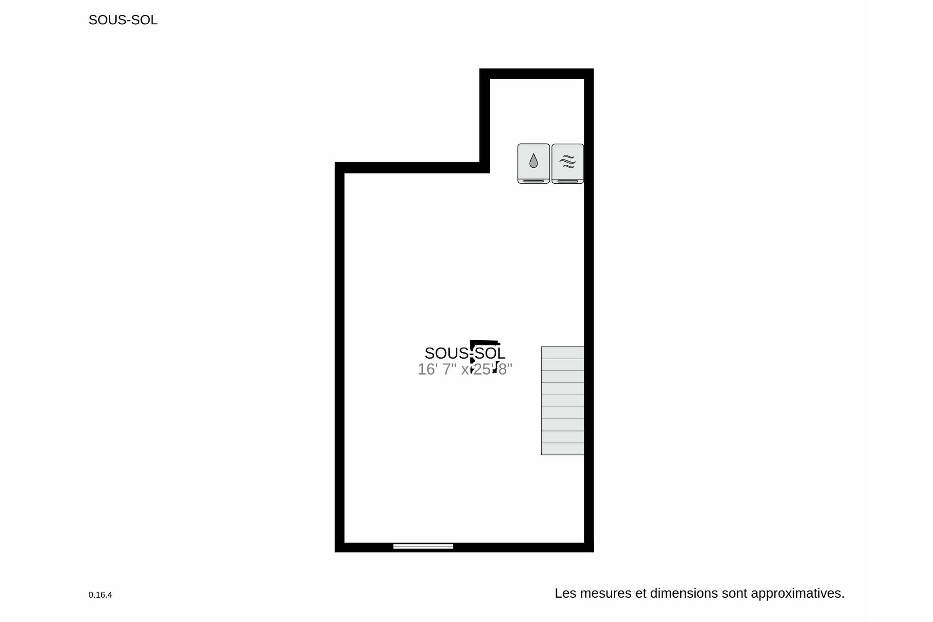 image 24 - Maison À vendre Le Sud-Ouest Montréal  - 6 pièces