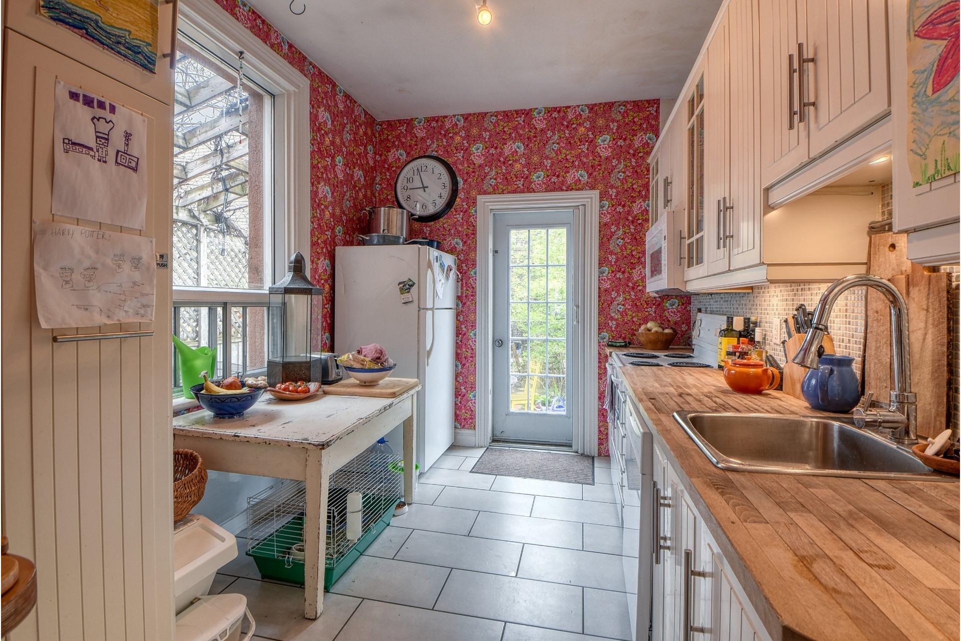 image 9 - Maison À vendre Le Sud-Ouest Montréal  - 6 pièces