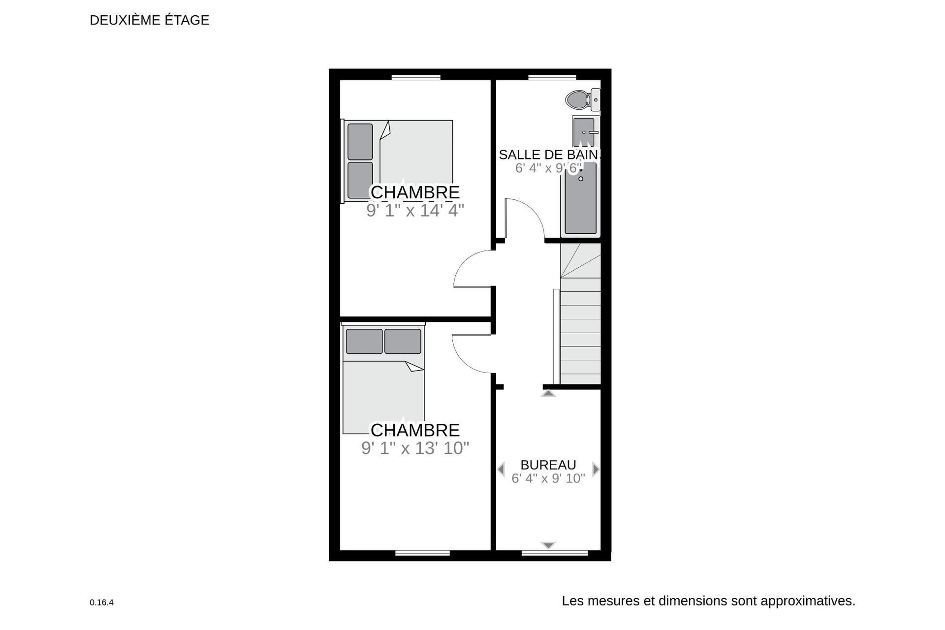 image 25 - Appartamento In Vendita Le Sud-Ouest Montréal  - 6 stanze