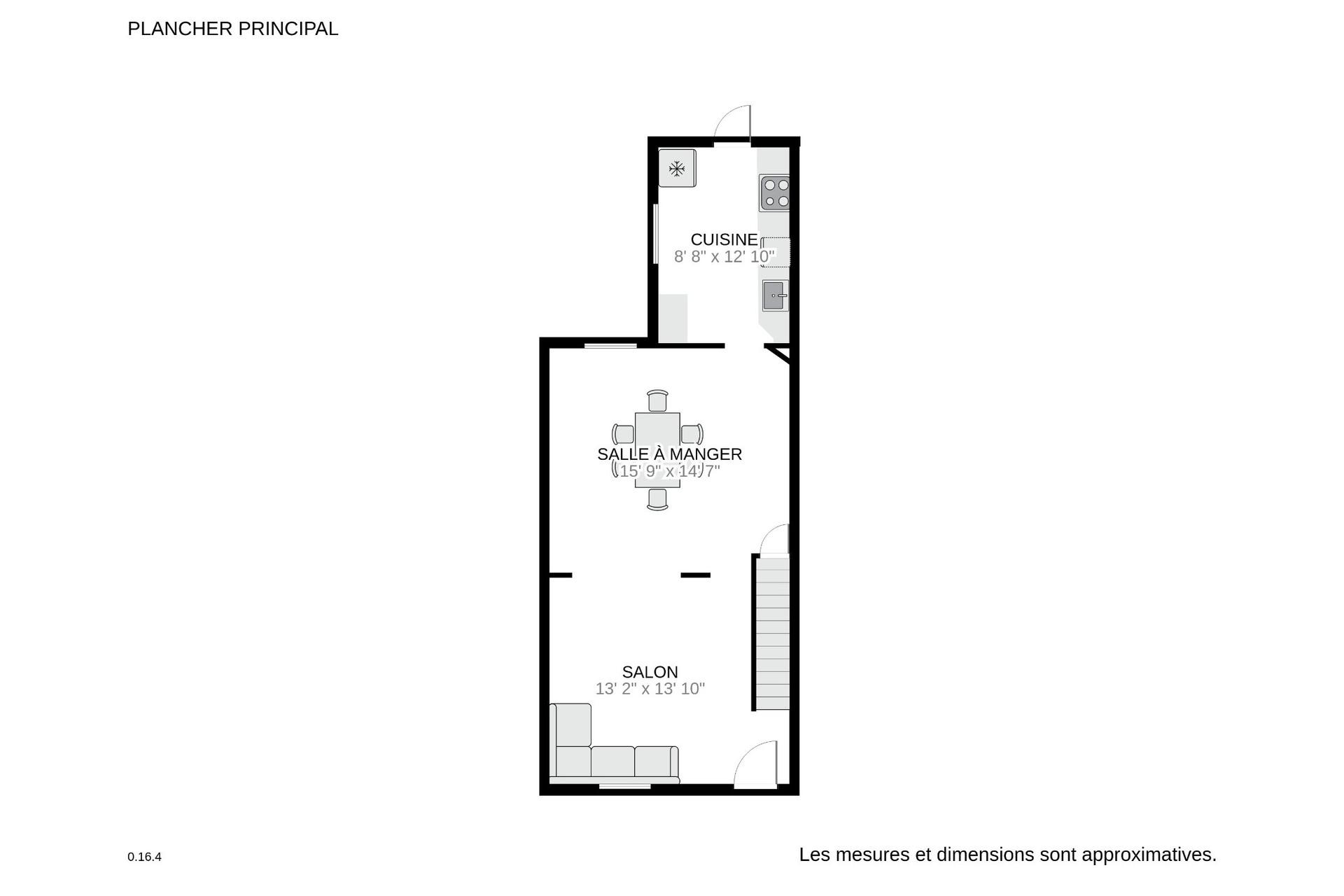 image 26 - Appartamento In Vendita Le Sud-Ouest Montréal  - 6 stanze