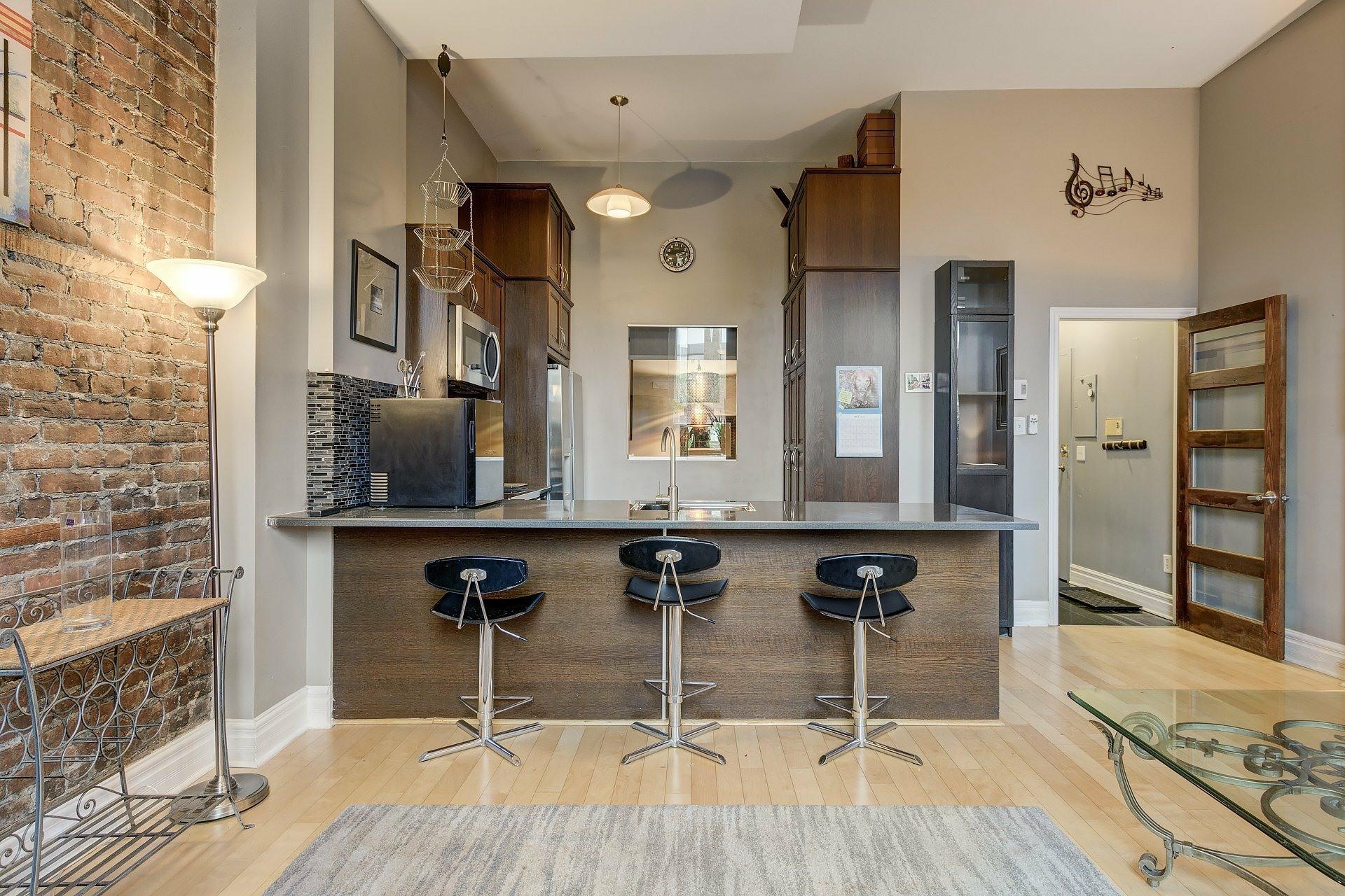 image 5 - Appartement À vendre Le Sud-Ouest Montréal  - 4 pièces