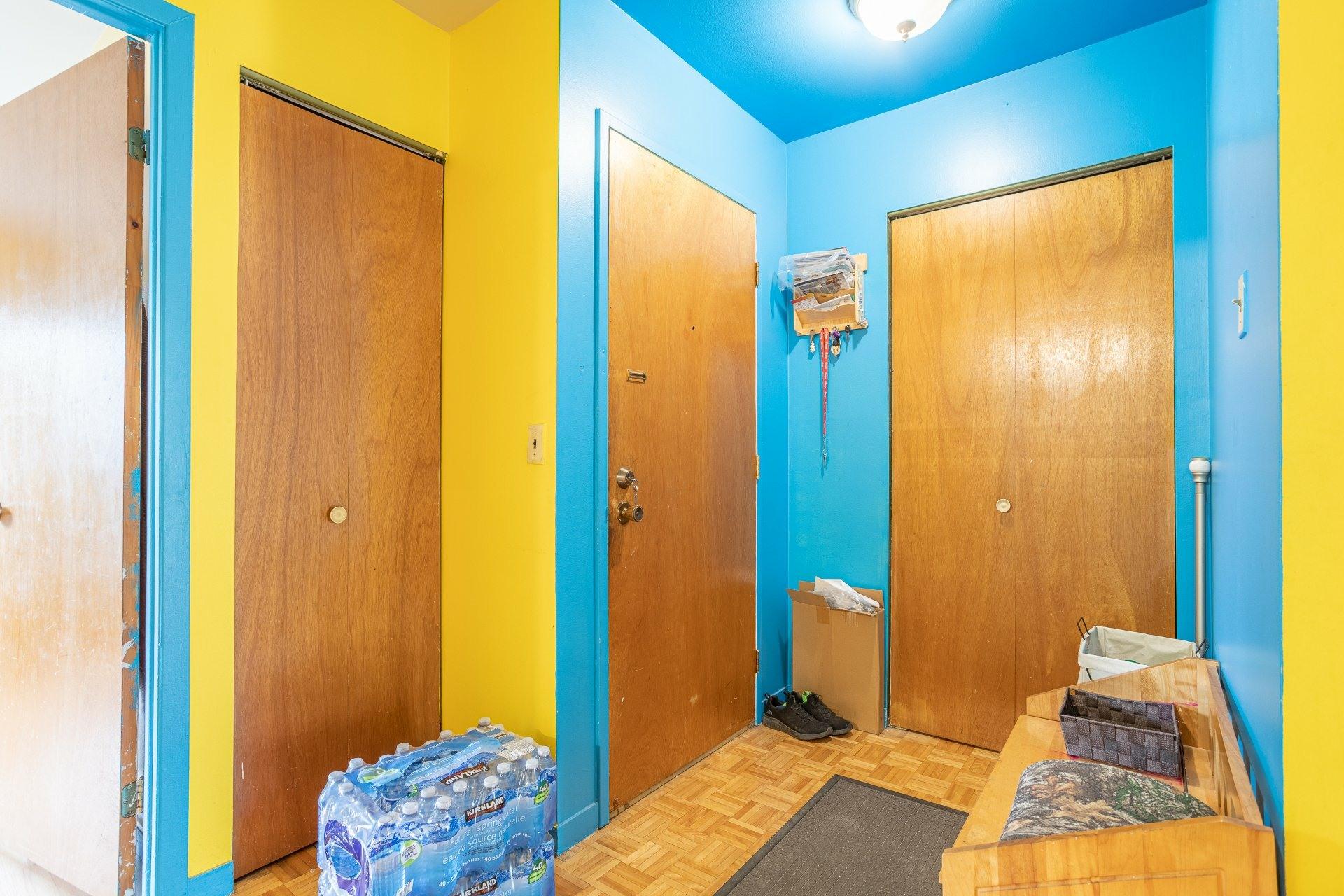 image 18 - Quadruplex For sale Mercier/Hochelaga-Maisonneuve Montréal  - 4 rooms