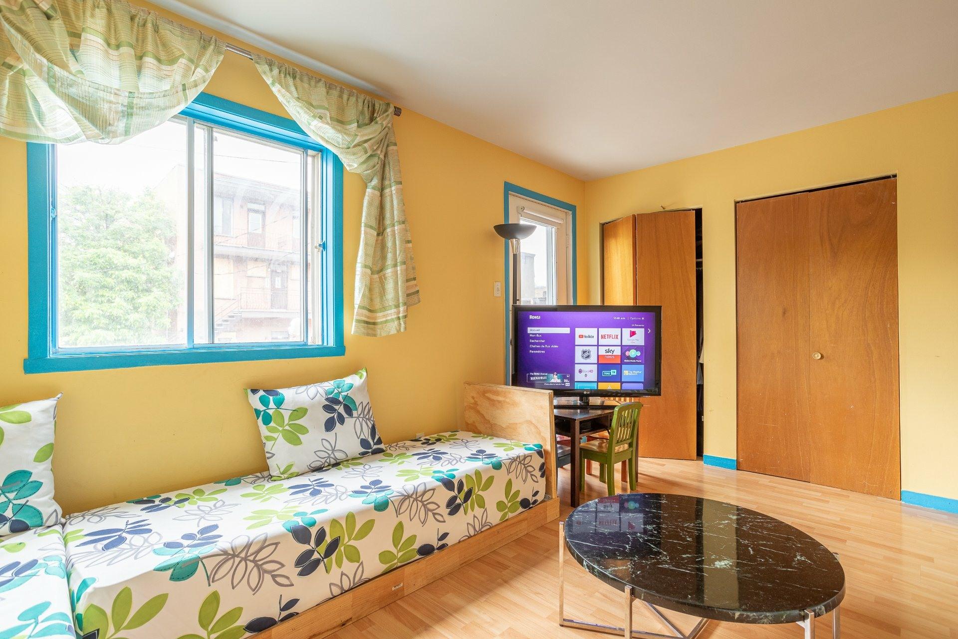 image 17 - Quadruplex For sale Mercier/Hochelaga-Maisonneuve Montréal  - 4 rooms