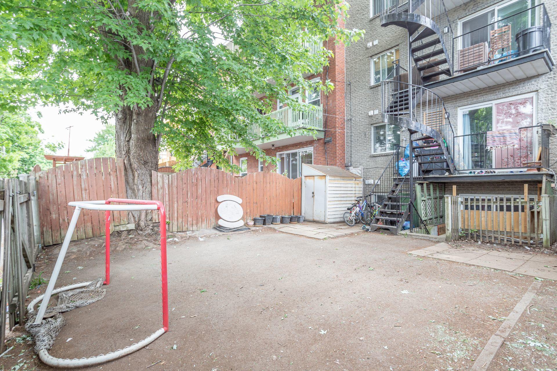 image 5 - Quadruplex For sale Mercier/Hochelaga-Maisonneuve Montréal  - 4 rooms
