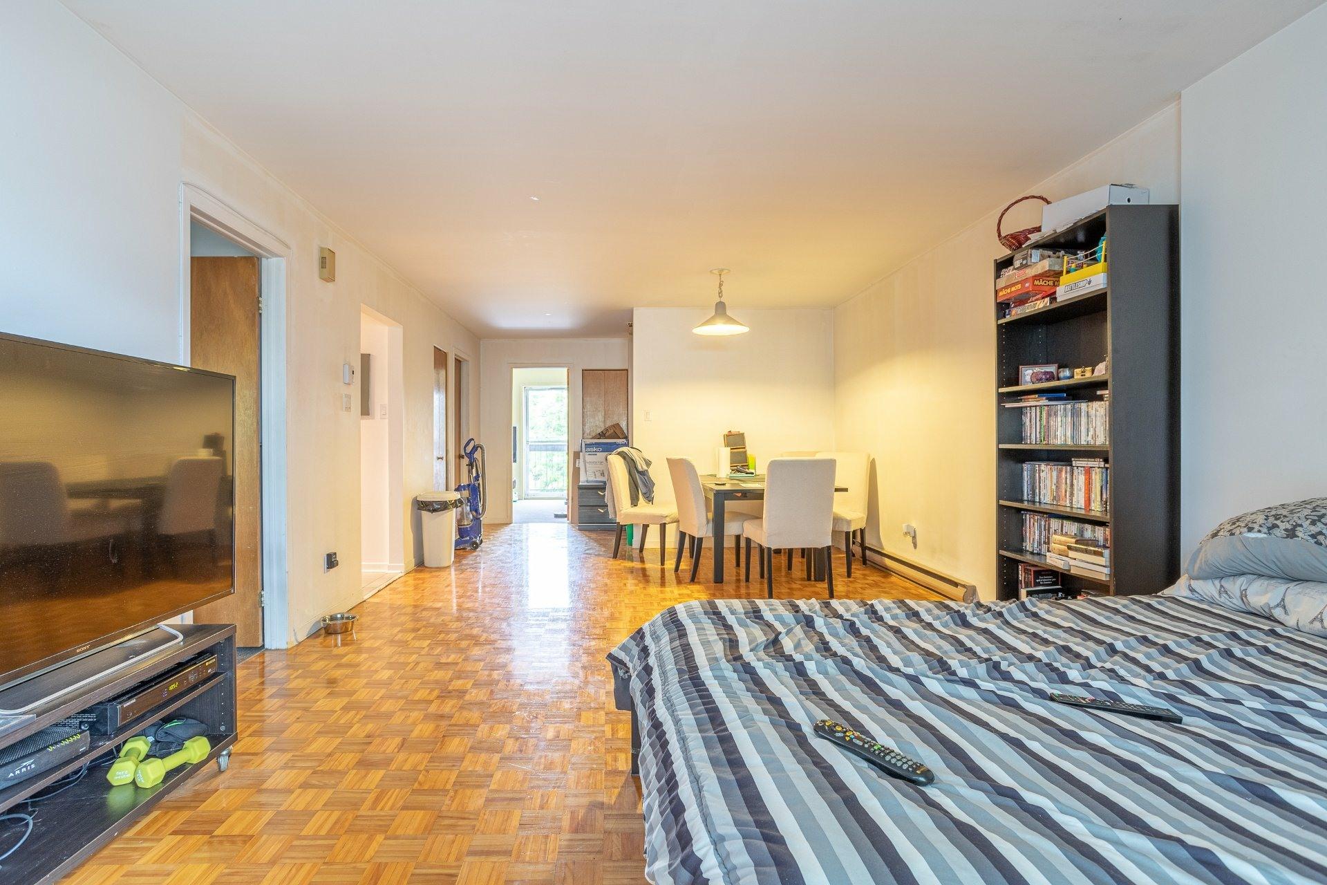 image 20 - Quadruplex For sale Mercier/Hochelaga-Maisonneuve Montréal  - 4 rooms