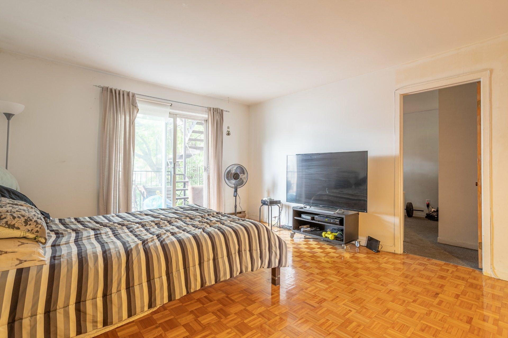 image 21 - Quadruplex For sale Mercier/Hochelaga-Maisonneuve Montréal  - 4 rooms