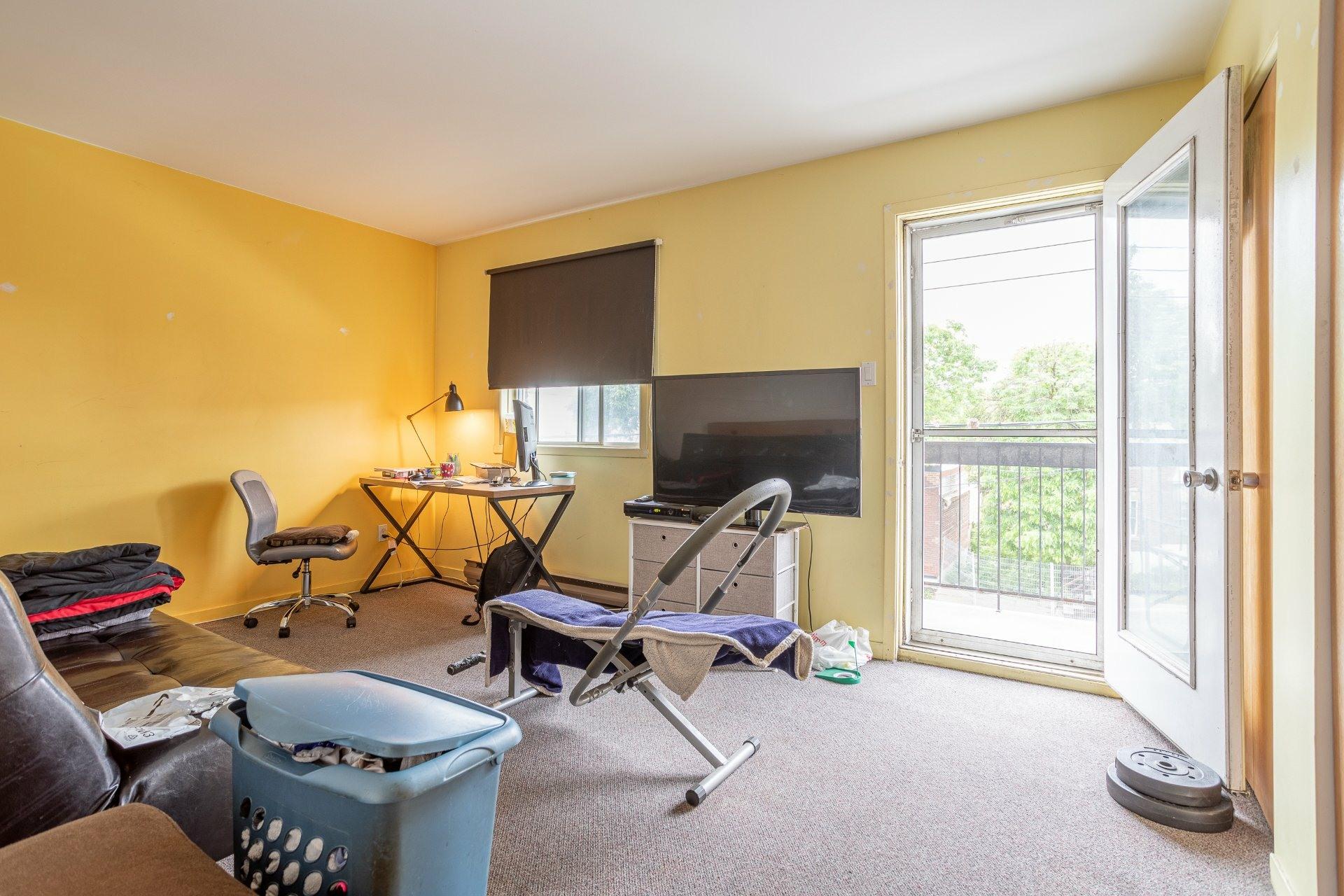 image 25 - Quadruplex For sale Mercier/Hochelaga-Maisonneuve Montréal  - 4 rooms