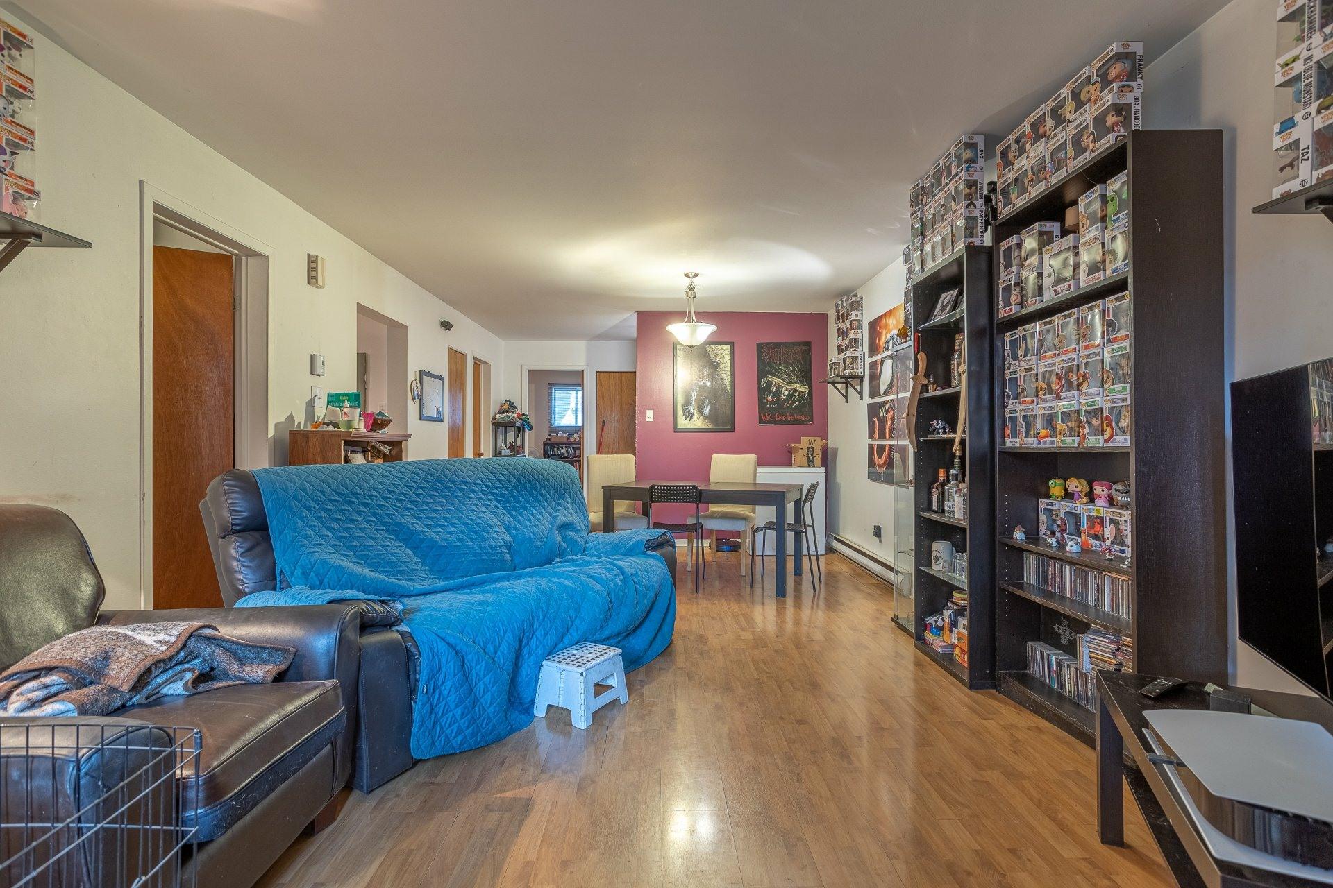 image 46 - Quadruplex For sale Mercier/Hochelaga-Maisonneuve Montréal  - 4 rooms
