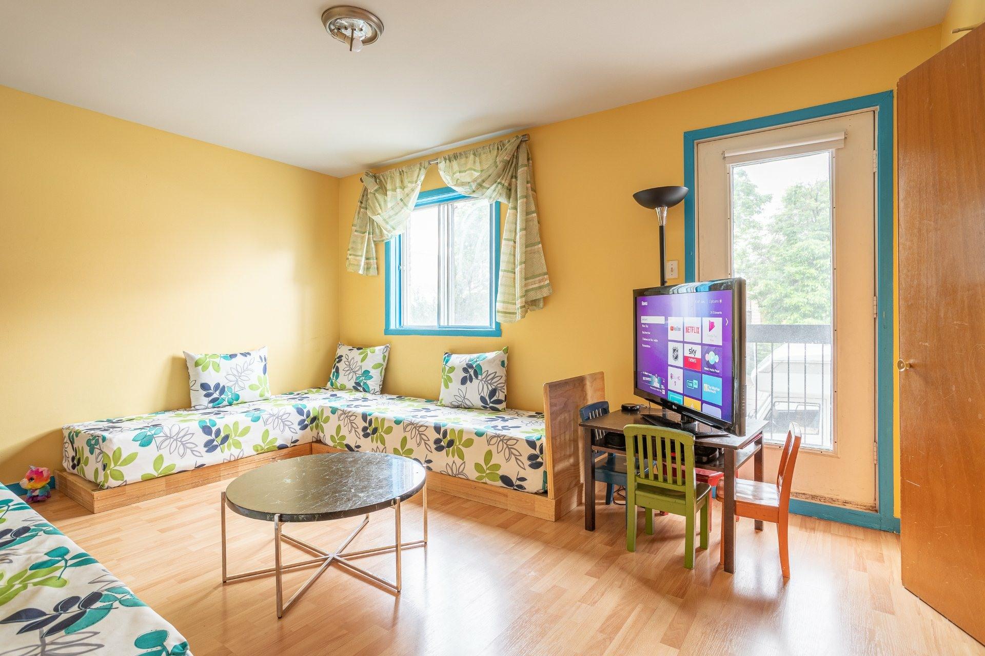 image 16 - Quadruplex For sale Mercier/Hochelaga-Maisonneuve Montréal  - 4 rooms