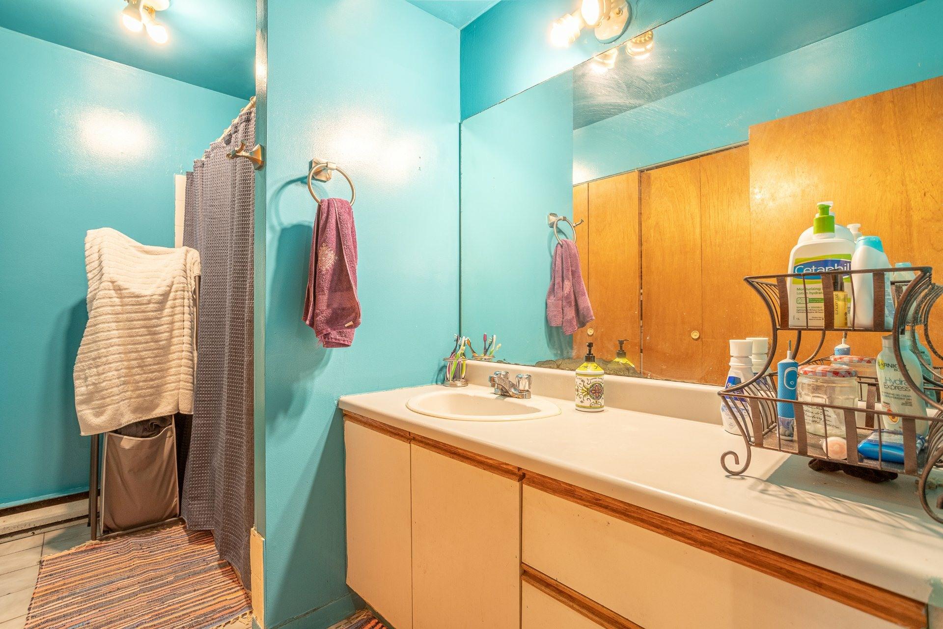 image 14 - Quadruplex For sale Mercier/Hochelaga-Maisonneuve Montréal  - 4 rooms